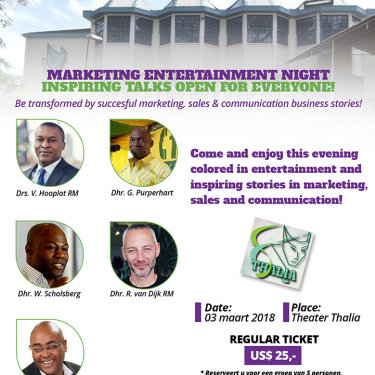 Marketing Entertainment Night 2018