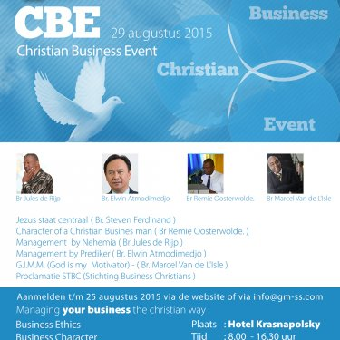 Christian Business Event
